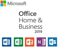 Microsoft Office Home & Business 2019 Esd T5d-03191